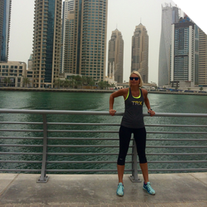 About Sasa's Inspiration - fit in Dubai
