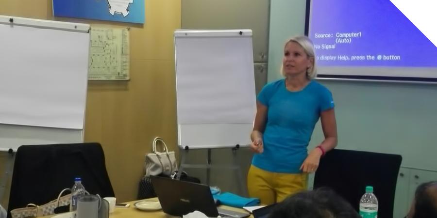 Sasa Inspirer - services: Workshops for Inspirational Leaders